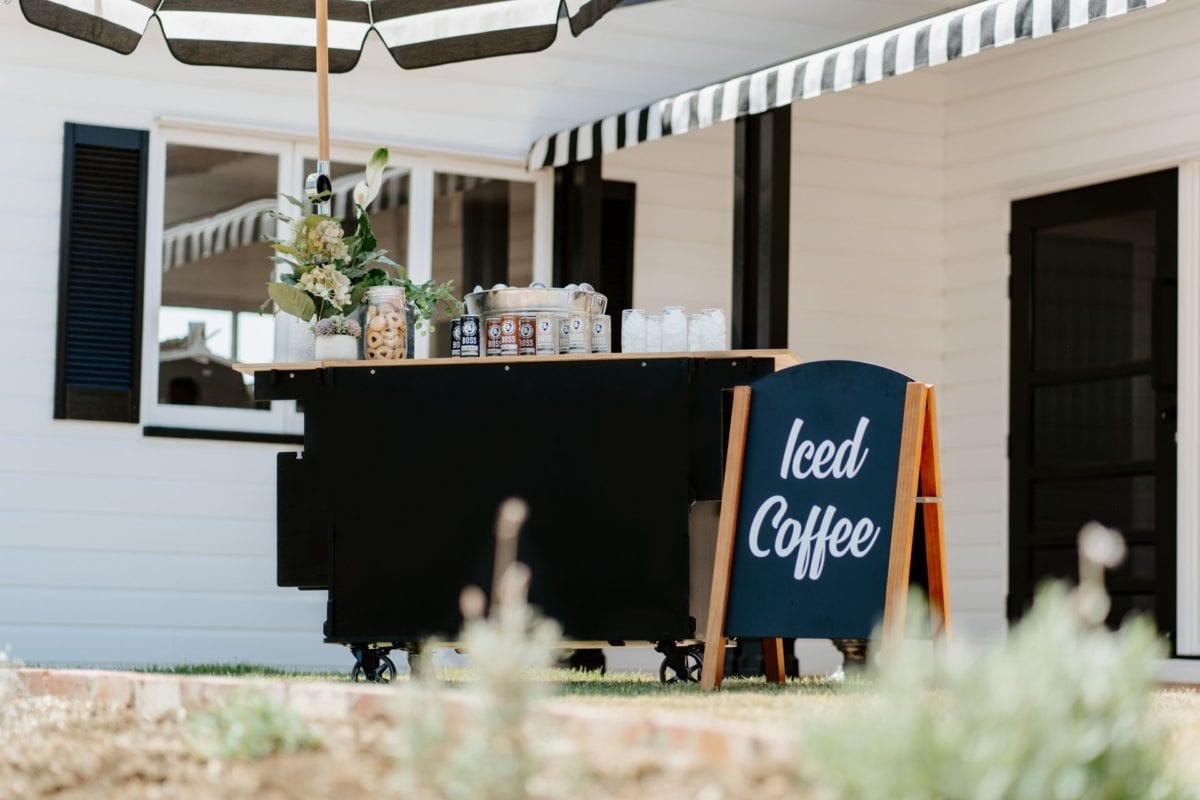 Black Food Carts Brisbane