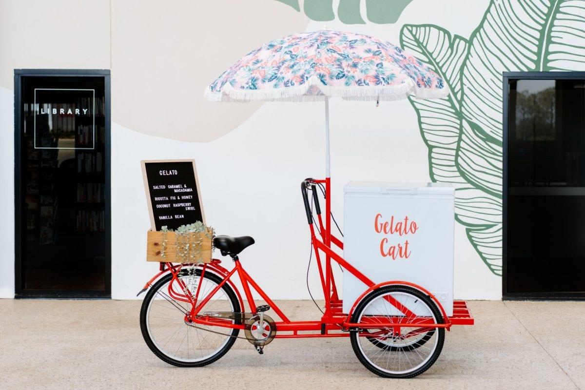 Gelato Cart Hire Melbourne