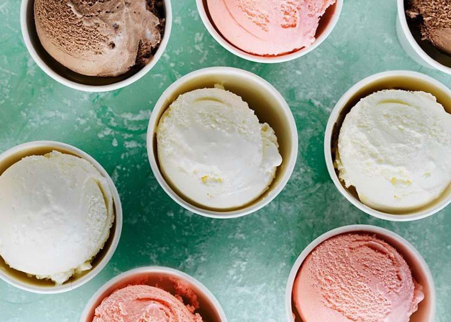 Brisbane Ice Cream Cart