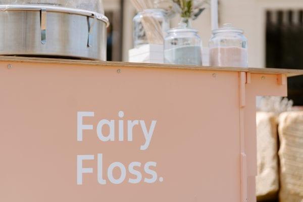 Fairy Floss Cart Brisbane